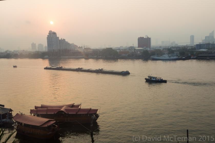 Sunrise from Suite